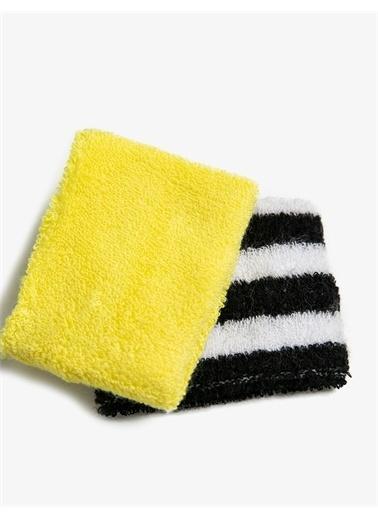 Koton Havlu Bileklik Sarı